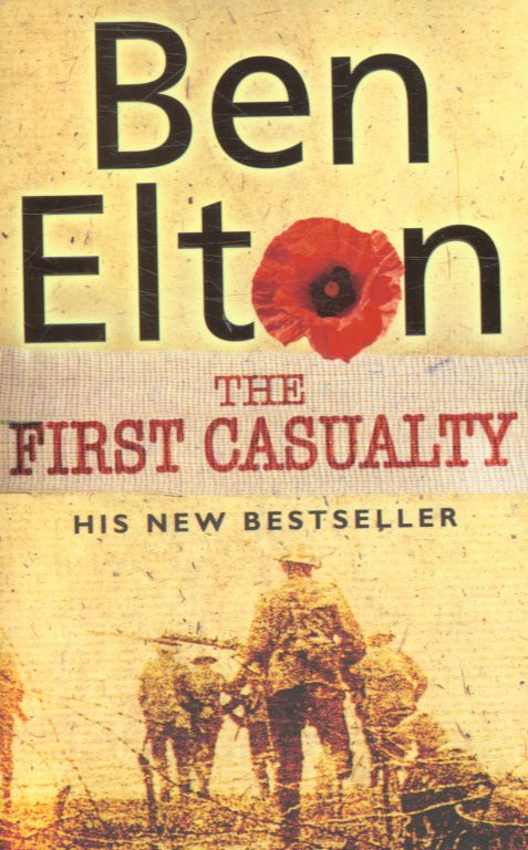 50 best novels set during the first world war images on pinterest buy the first casualty by ben elton from waterstones today click and collect from your local waterstones or get free uk delivery on orders over fandeluxe Gallery