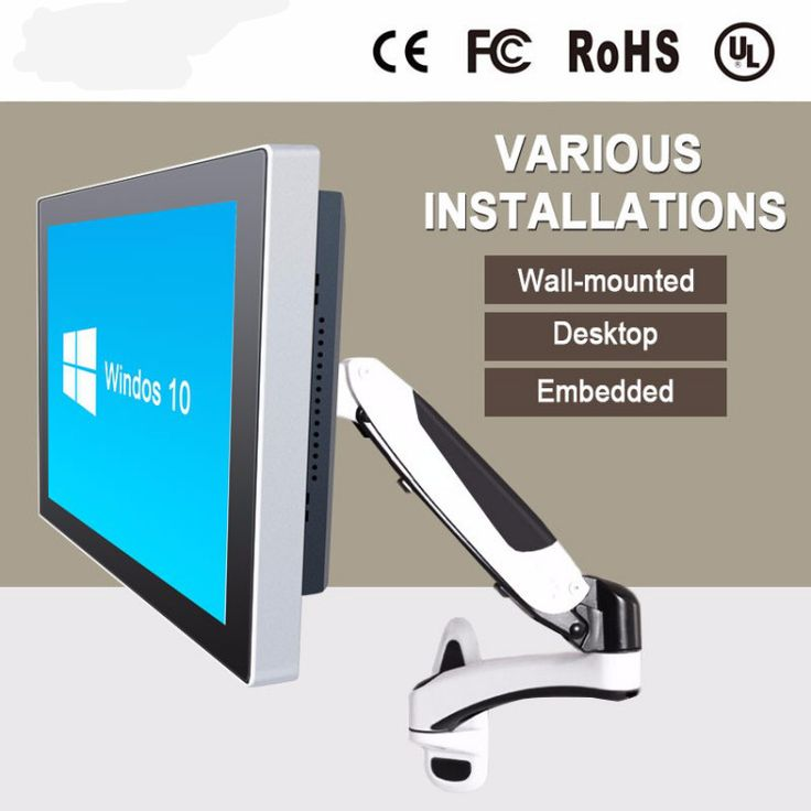 Buy Direct From China Factory Super Slim 12 inch industrial lcd monitor PC #Affiliate