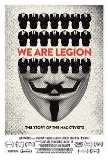 2012 - Brian Knappenberger's look into the ideologies and actions of the Anonymous collective, a group of computer hackers who represent a new form of 21st century direct-action activism.
