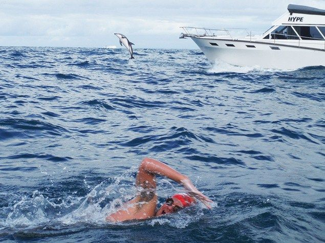 Endurance swimmer and adventurer Adam Walker shares his knowledge on how to get started with open-water swimming.