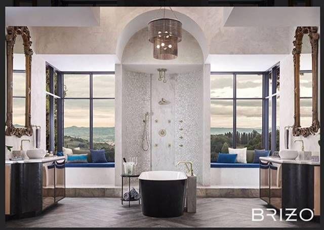 Die besten 25+ Badezimmer im zeitgenössischen Stil Ideen auf Pinterest - freistehende badewanne schlafzimmer