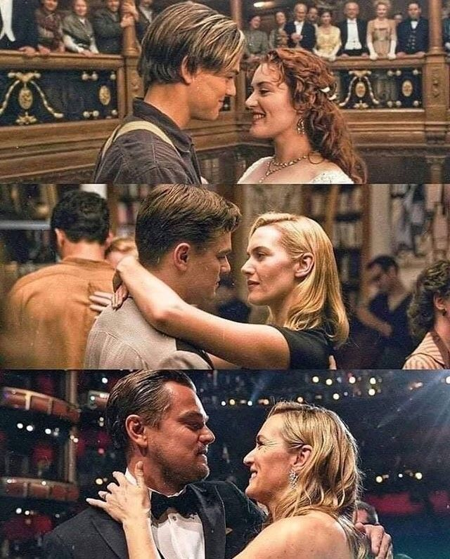 Then And Now Pictures Of Leonardo Dicaprio And Kate Winslet 2 Leonardo Dicaprio Kate Winslet Titanic Kate Winslet Leonardo Dicaprio