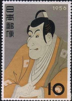 Toshusai Sharaku (17?? - 1801?) (Japanese: 東洲斎写楽)