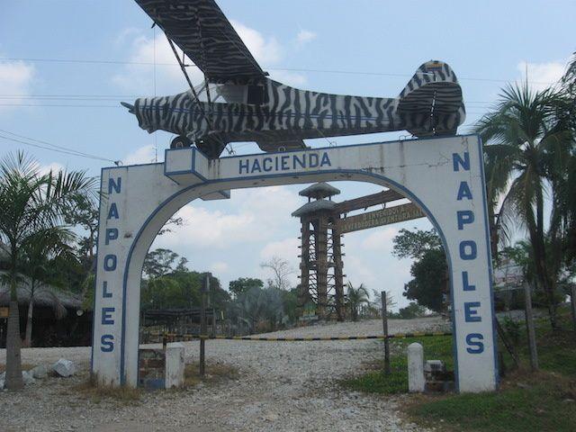 IdeaFixa » O parque temático de Pablo Escobar