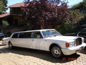 1985 Rolls Royce Silver Spur Limousine