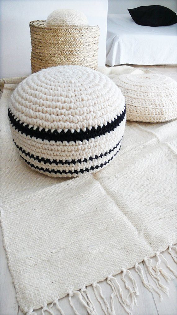 103 best Poufs images on Pinterest | Cushions, DIY and Creative