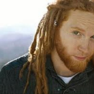 Boys with red hair dreads <3