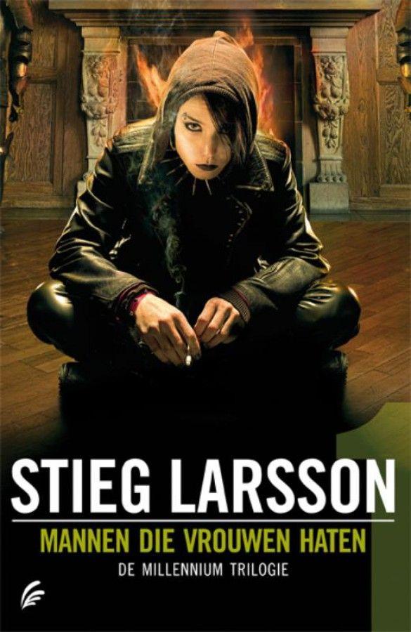 Stieg Larsson - Mannen die vrouwen haten - Millenniumtrilogie deel 1