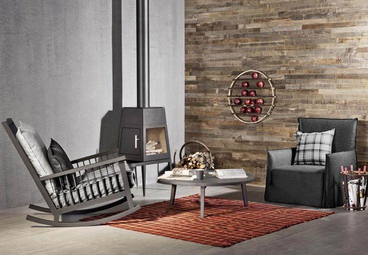 GRAY 09 Rocking Chair. To purchase these items contact RADform at +1 (416) 955-8282 or info@radform.com  #modernfurniture #contemporarydesign #interiordesign #modern #furnituredesign #radform #architecture #luxury #homedecor