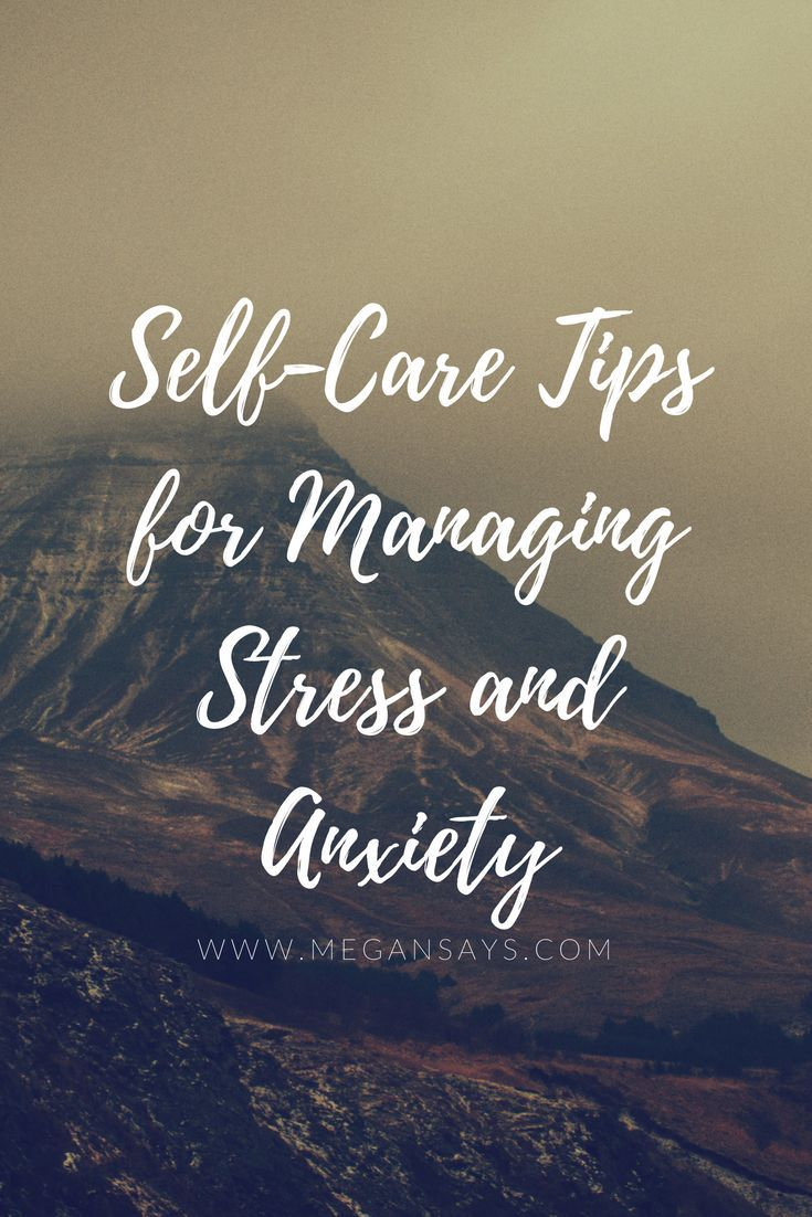 Over the years I have learnt that taking a bit of time out for self-care is hugely important and beneficial. Especially when you're at your lowest points, even though this is often the hardest time to choose to put yourself first. I've put together some of my favourite self-care tips for managing stress and anxiety to share with you.
