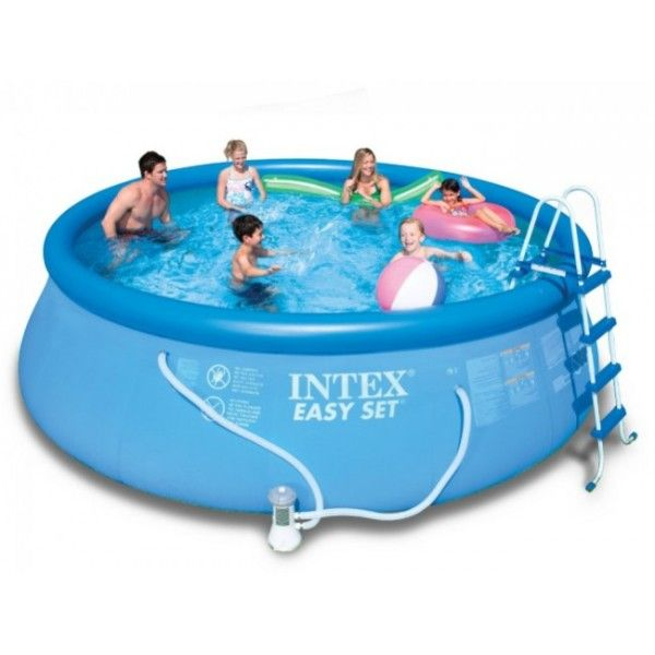 Pools For Kids 15 feet inflatable pool 15id3 http://intexpoolindia/kids