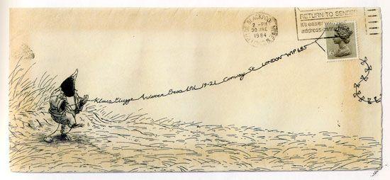 Susan Varley Et hop, dans mon sac !: Illustres enveloppes !