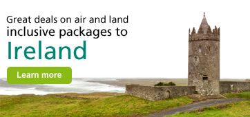 Cheap flight to Europe? Look into flying via Dublin instead of London. Aer Lingus has cheap flights, and low-fare carriers fly from Dublin to many European cities. Be sure to allow at least two hours to catch a connecting flight out of Dublin.