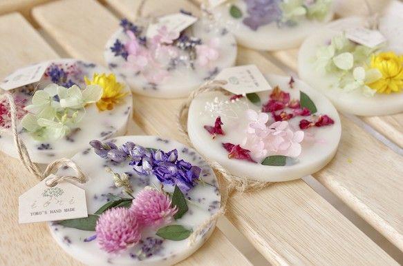 Aroma wax bar | Candle | iori | Handmade mail order / sale Creema
