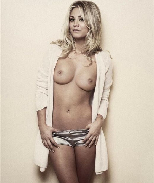 Nude female star