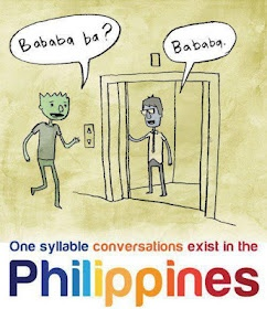 Bababa ba? One of the most fun things to say in Tagalog.