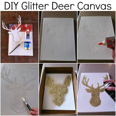 Because Shanna Said So...: 2 for 1 Christmas Pinterest Projects