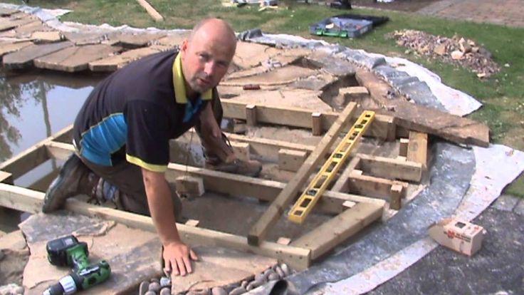 How to Build a Wildlife Pond - Complete pond building video by Pondguru ((HONEY MAKE ME ONE )) 4 SOME COD FISH!!
