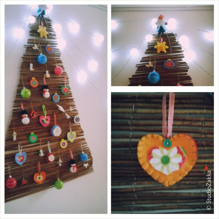 Alternative christmas tree by StudioZakka...