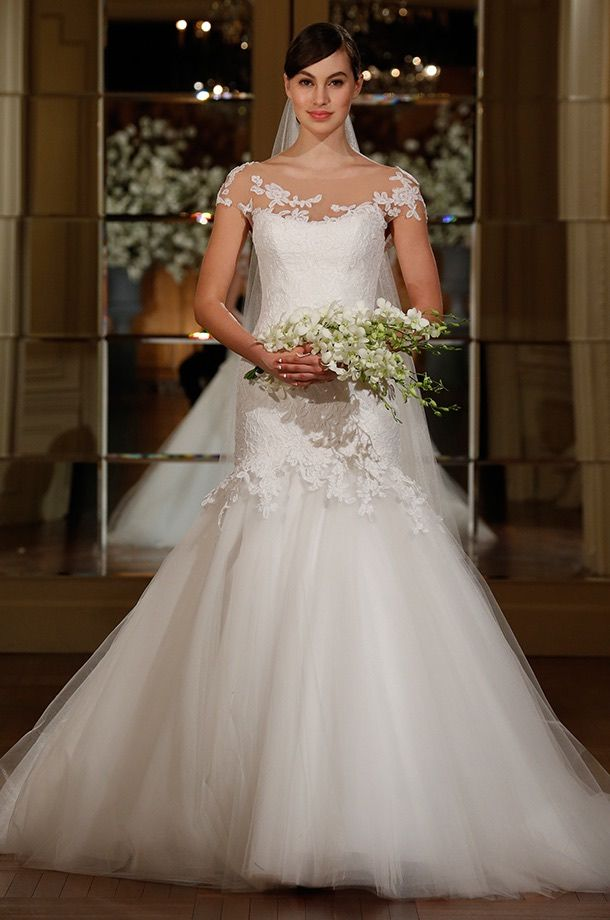 Legends Romona Keveza Wedding Dresses 2015 and 2016 - MODwedding