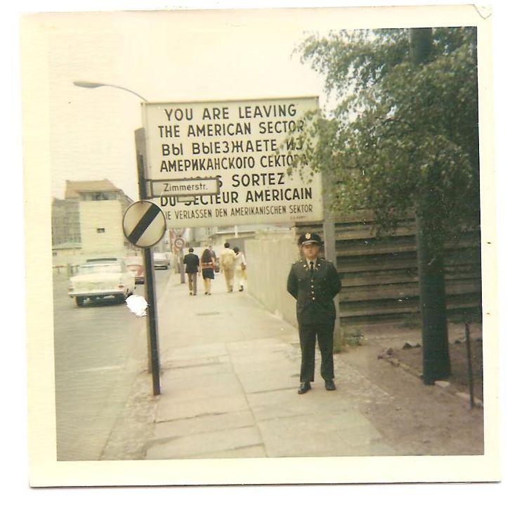 Checkpoint Charlie Berlin