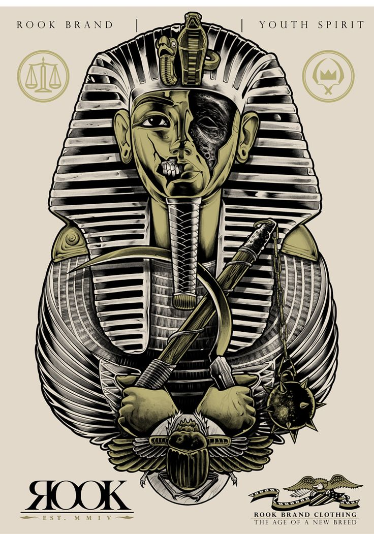 Images For > Egyptian Pharaohs Tattoo Designs