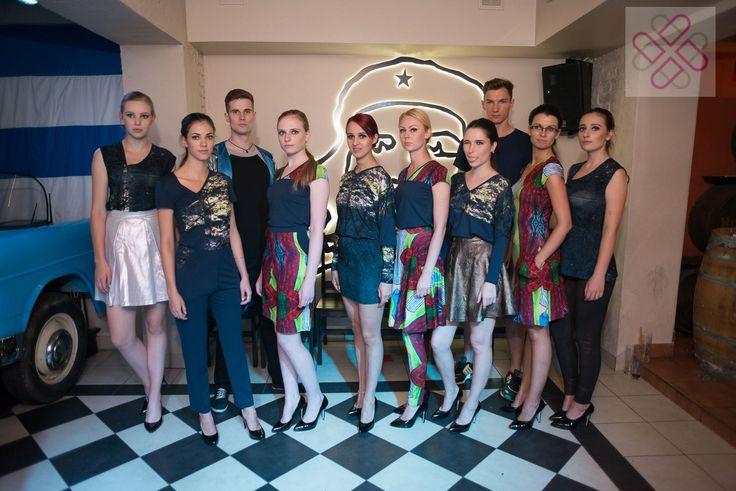 """Pokaz kolekcji """"Camouflage"""" w klubie Cuba Libre."""