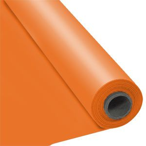 Wrapping Paper Wrapping Roll - Orange