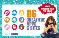 86 creatieve apps en sites voor leerlingen van 7 tot 12 jaar.