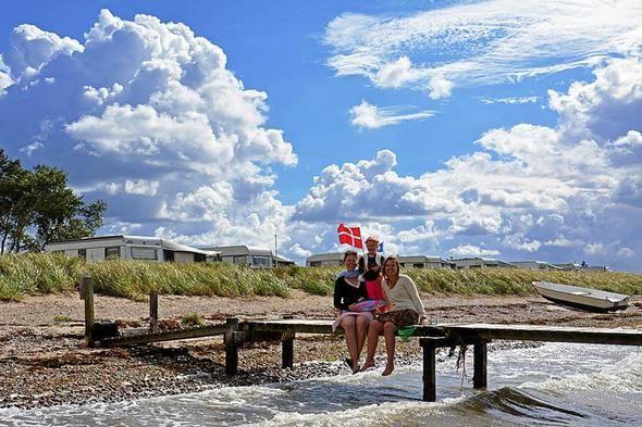 Skarrev Strand Camping