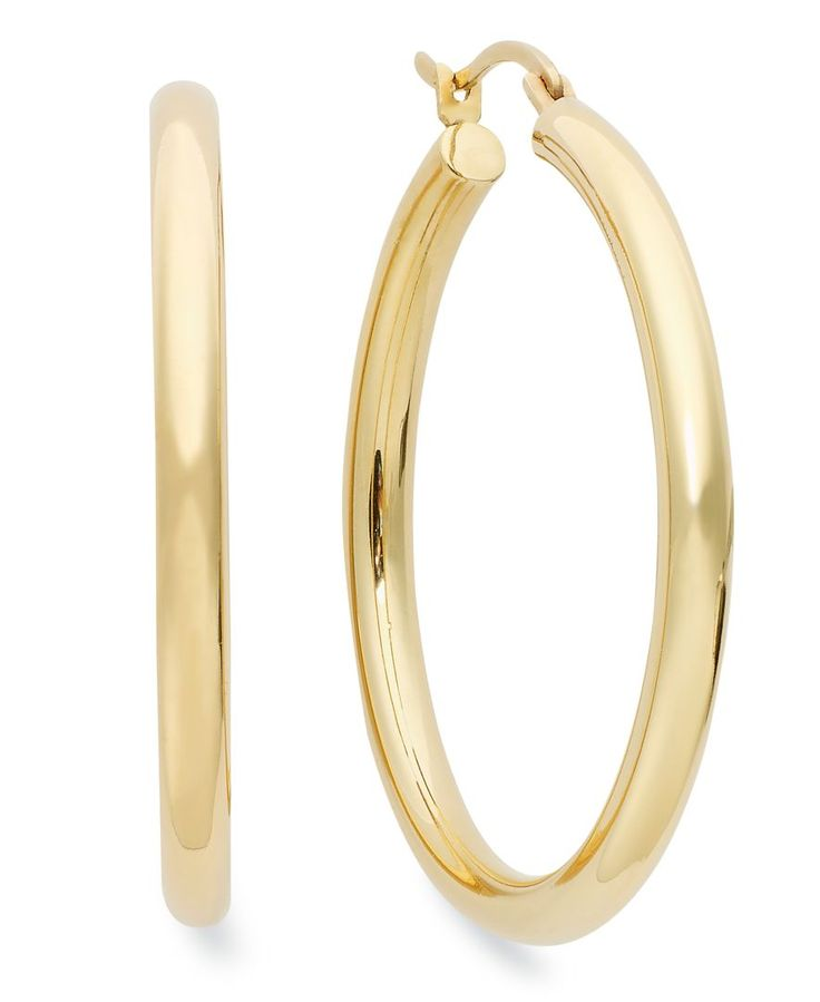 28 best Small Gold Hoop Earrings images on Pinterest
