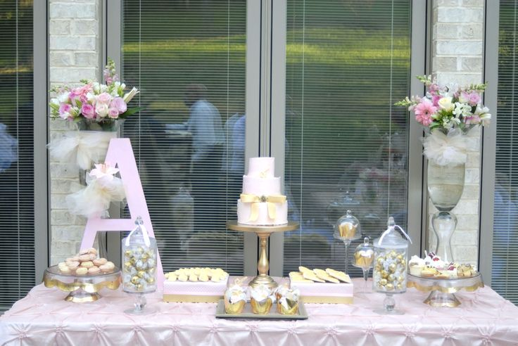 Cake Table Decoration For Christening : Christening+Decorations+Ideas+for+Boys Dessert choices ...