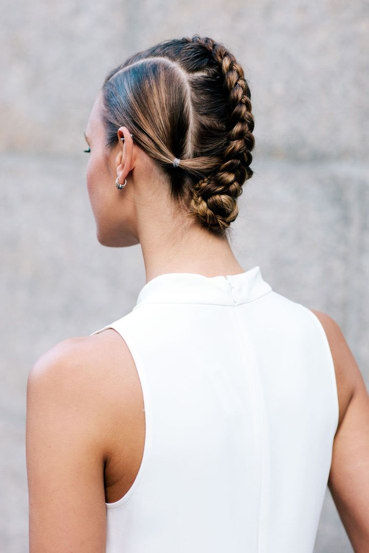 44 best Work Out Hairstyles images on Pinterest | Hair dos, Hairstyle ideas and Cute sporty ...