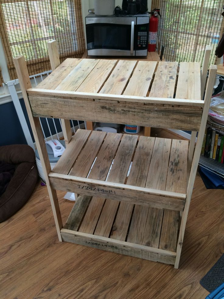 Best 25 wooden laundry basket ideas on pinterest wooden laundry tiered laundry basket holder made from recycled pallets solutioingenieria Choice Image
