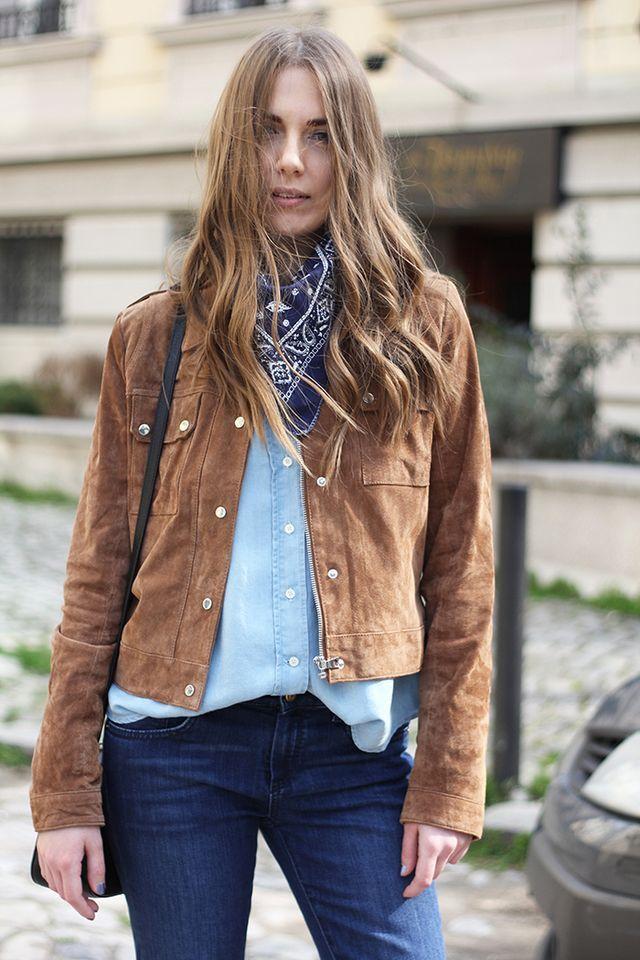 Flared jeans (via Bloglovin.com )