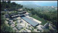 Terrain de prestige PORTO VECCHIO, entre 1 et 2 millions€ Situé en Corse-du-sud à 10 mn de Porto-Vecchio, sur les hauteurs de Palombaggia, le domaine privé de Terra Porra est une co-propriété haut de gamme constitué de 17 parcelles dispersées en plein maquis.Constituée de 17 lots d'une superficie de 3 à 10 000 m2, le domaine privé et gardienné s'étend sur plus de 8 hectares permettant l'intégration harmonieuse de 17 villas de luxe inscrits dans un site naturel et protégé