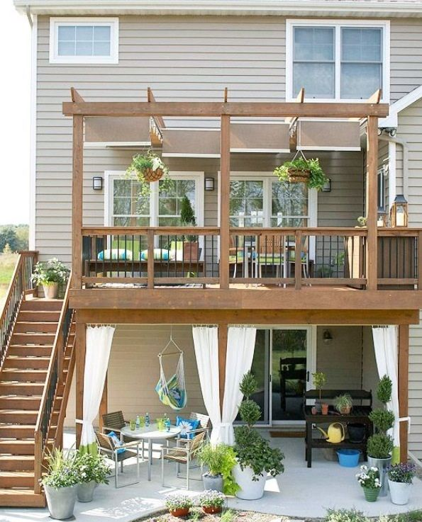 Outdoor Basement Stairwell Cover: 61 Best Walk Out Basement Ideas Images On Pinterest
