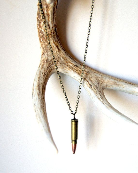 Hey, I found this really awesome Etsy listing at http://www.etsy.com/listing/70831337/cij-christmasinjuly-sale-bullet-necklace