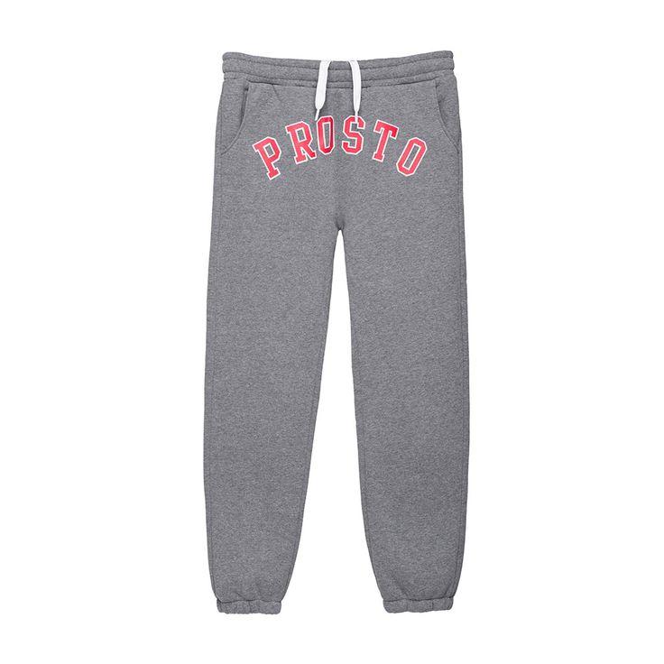 Spodnie Dresowe FIGHT GREY Klasyczne, damskie spodnie dresowe. W pasie ściągane gumą i sznurkiem. Na froncie duża grafika.
