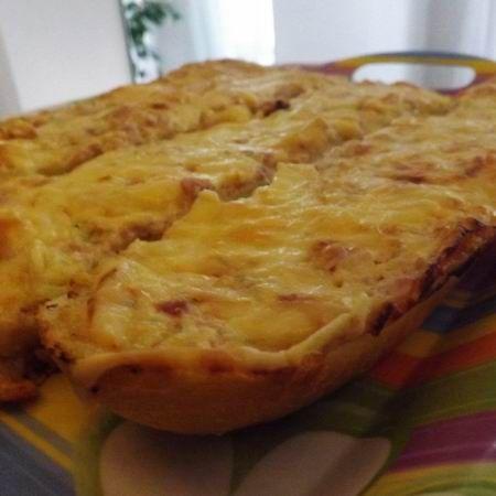 Weekend melegszendvics Recept képpel - Mindmegette.hu - Receptek
