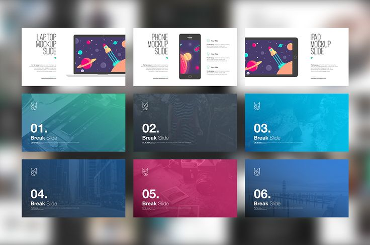 URAP PowerPoint Template by Angkalimabelas on @creativemarket