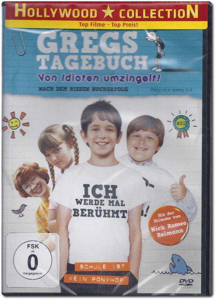 DVD Film Gregs Tagebuch Von Idioten umzingelt in Filme & DVDs, DVDs & Blu-rays | eBay