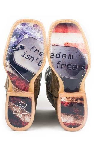 Tin Haul Freedom Cowboy Boots Urban Western Wear
