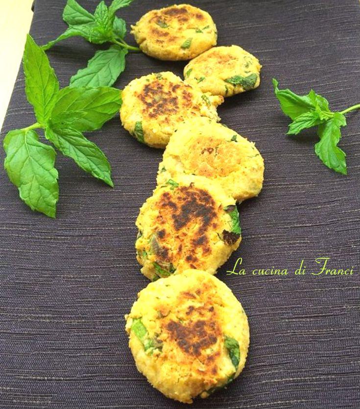 Falafel in padella a modo mio (5)