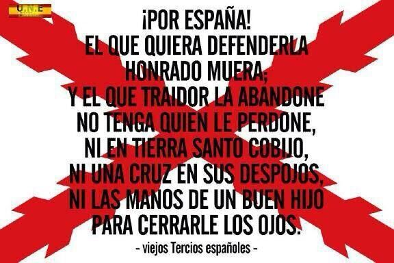 !Por España!