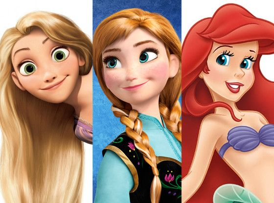 After Reading This, You Will Never Watch Frozen, Tangled or The Little Mermaid the Same Way Again | E! Online Mobile