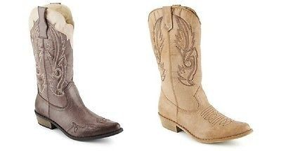 Coconuts by Matisse Womans Western Boots Cimmaron Gaucho - Hawkins Footwear and Sports  - 1