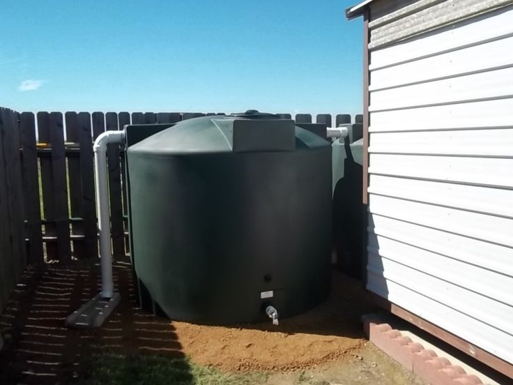 Fresh Poly Mart Rainwater Harvesting Tanks Gallons Poly Mart Tank Installation Gallery