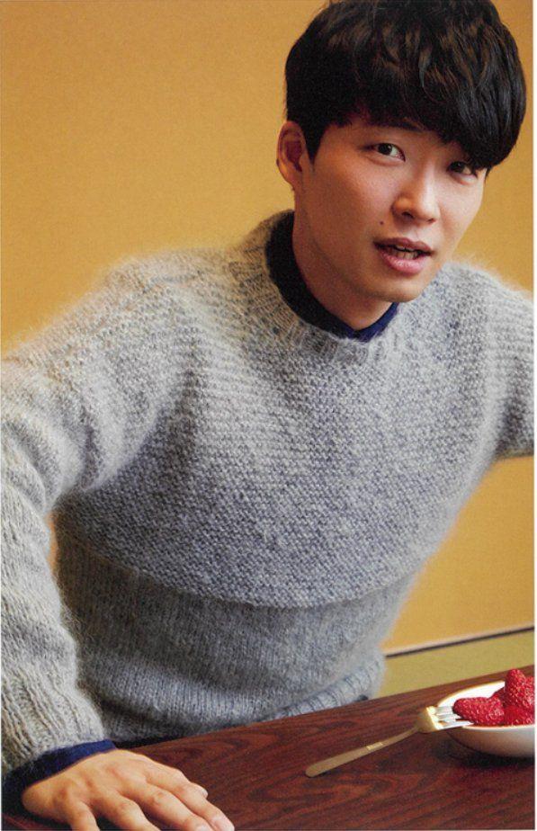 "mtrueさんのツイート: ""セーターも似合う源さん♪ #星野源 #うれしいセーター #源さん #ほぼ日 https://t.co/KNIaUUVaVQ"""