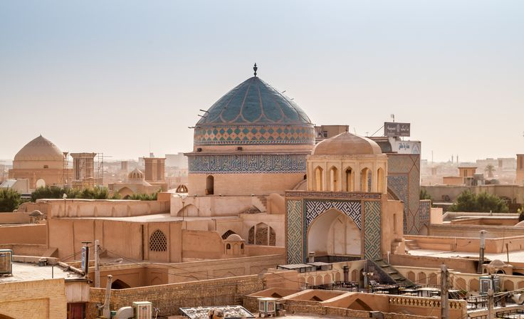 Yazd, Iran © emk(c)2012